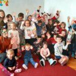 Djeda Mraz posjetio djecu igraonice Ciciban i uručio im zaslužene paketiće