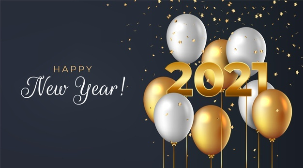 Sretna i uspješna Nova 2021.godina