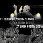 Balašević će zauvijek ostati upamćen kao pacifist i ujedinitelj u doba najgorih razjedinjenja
