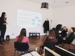 COD/Održana radionica za anketare u cilju istraživanja stanja i potreba mladih