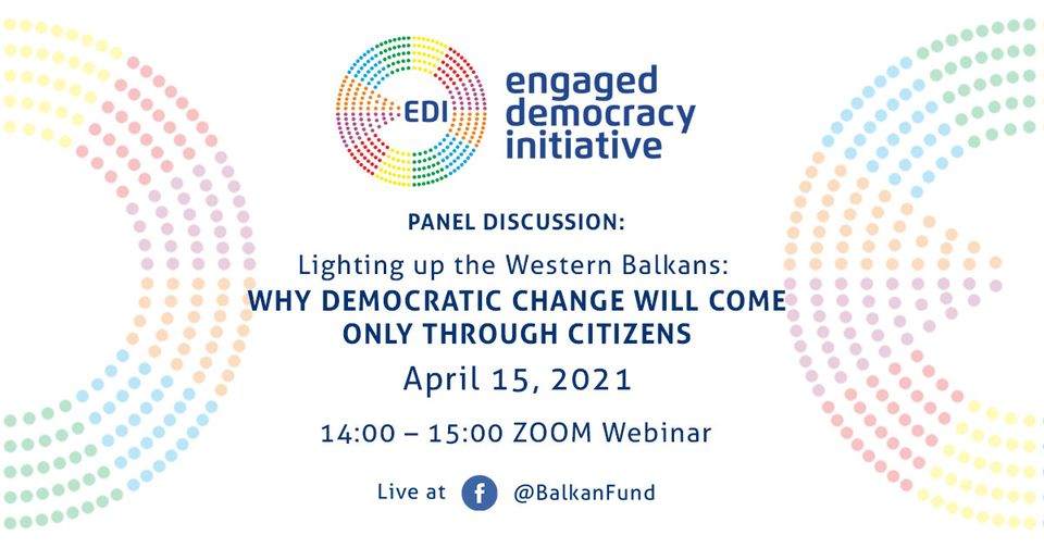 U četvrtak prva javna tribina na temu demokratskih promjena putem građana čiji učesnik je i Samir Beharić