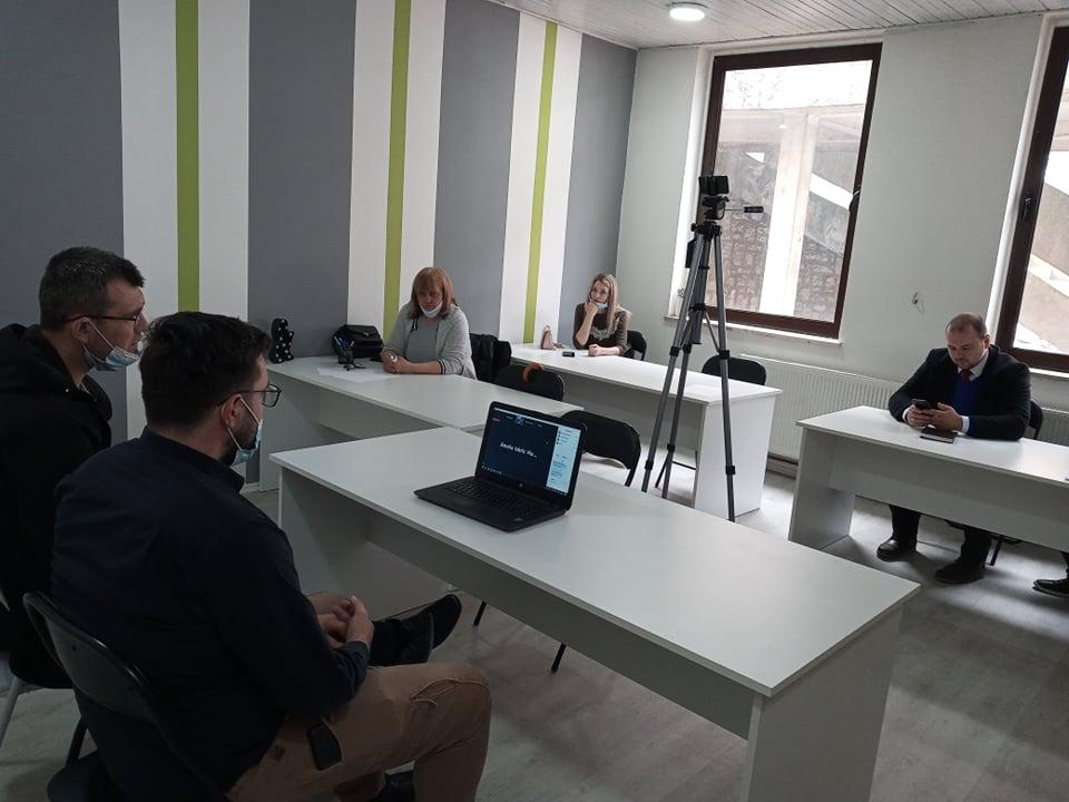 """Biznis centar/Za buduće startape održana radionica """"Računovodstvo i računovodstvene usluge"""""""